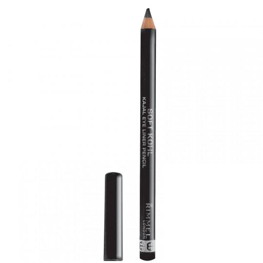 Rimmel Soft Kohl Kajal Eyeliner Pencil - 061 Jet Black