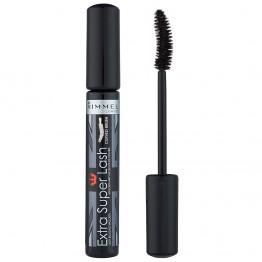 Rimmel Extra Super Lash Curved Brush Mascara - 101 Black