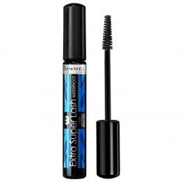 Rimmel Extra Super Lash Waterproof Mascara - 001 Black