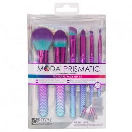 Royal & Langnickel MODA Prismatic 7pc Total Face Kit