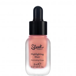 Sleek Highlighting Elixir Illuminating Drops - She Got It Glow (Pink)