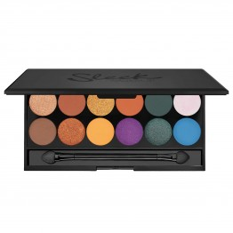 Sleek i-Divine Eyeshadow Palette - Colour Carnage