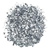 Sleek Glitterfest Biodegradable Glitter - Silver