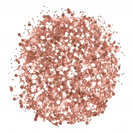 Sleek Glitterfest Biodegradable Glitter - Copper