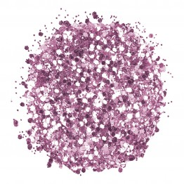Sleek Glitterfest Biodegradable Glitter - Pink