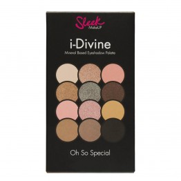 Sleek i-Divine Eyeshadow Palette - Oh So Special