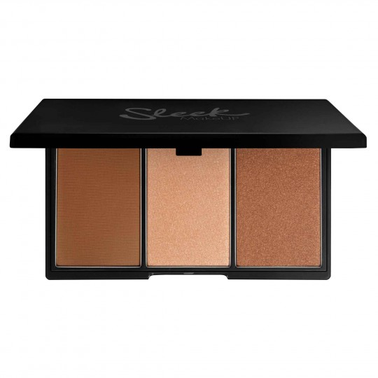 Sleek Face Form Contouring Palette - Medium