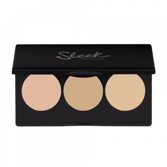 Sleek Corrector & Concealer Palette - 1