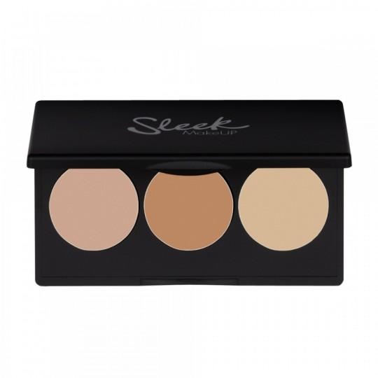 Sleek Corrector & Concealer Palette - 2