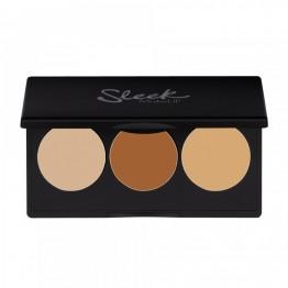 Sleek Corrector & Concealer Palette - 4