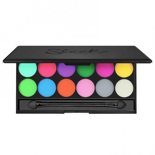 Sleek i-Divine Eyeshadow Palette - Ultra Mattes V1 Brights