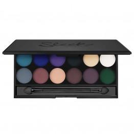 Sleek i-Divine Eyeshadow Palette - Ultra Mattes V2 Darks