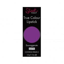 Sleek True Colour Lipstick Matte - 792 Exxxaggerate