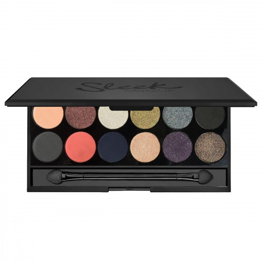 Sleek i-Divine Eyeshadow Palette - Showstoppers