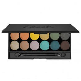 Sleek i-Divine Eyeshadow Palette - Del Mar Volume II