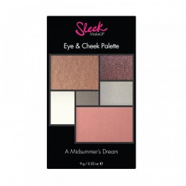 Sleek Eye & Cheek Palette - A Midsummer's Dream
