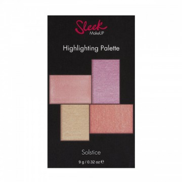 Sleek Highlighting Palette - Solstice