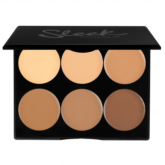 Sleek Cream Contour Kit - Medium