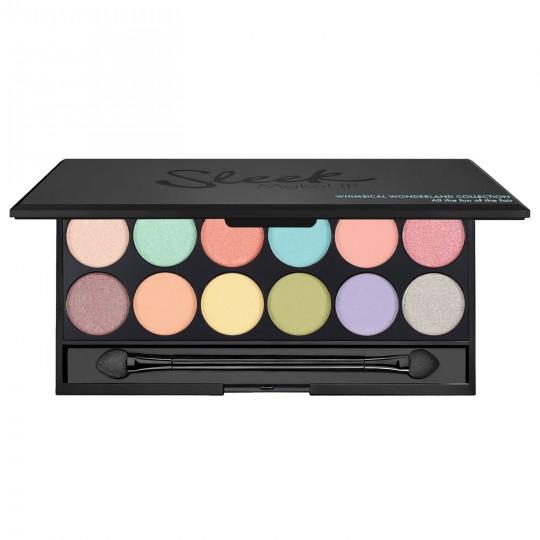 Sleek i-Divine Eyeshadow Palette - All The Fun Of The Fair