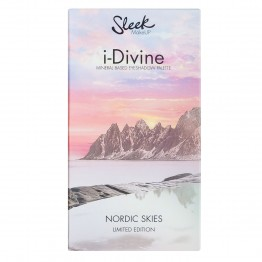 Sleek i-Divine Eyeshadow Palette - Nordic Skies