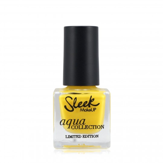 Sleek Aqua Nail Polish - Tropic