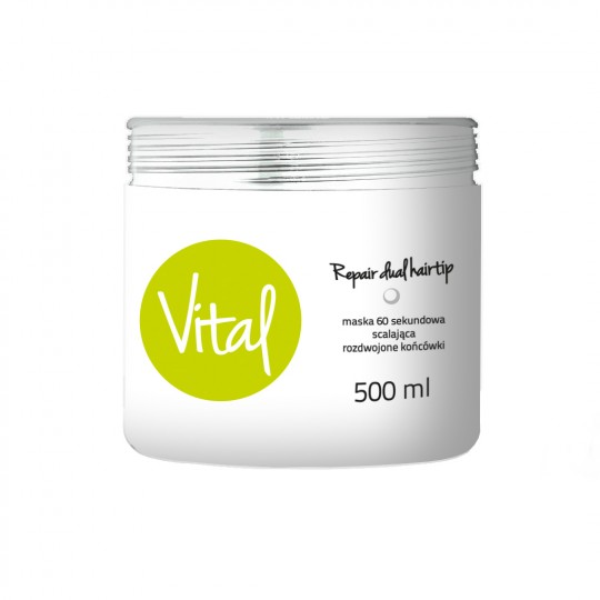 Stapiz Vital Repair Dual Hairtrip Mask