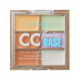 Sunkissed Colour Correcting Flawless Base Palette