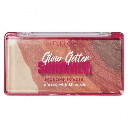 Sunkissed Glow-Getter Shimmer Bronzing Powder