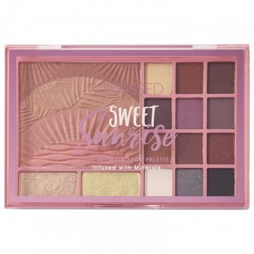 Sunkissed Sweet Sunrise Face Palette