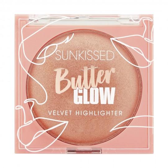 Sunkissed Butter Glow Velvet Baked Highlighter