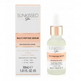 Sunkissed Skin Multi Peptide Skin Boosting Serum