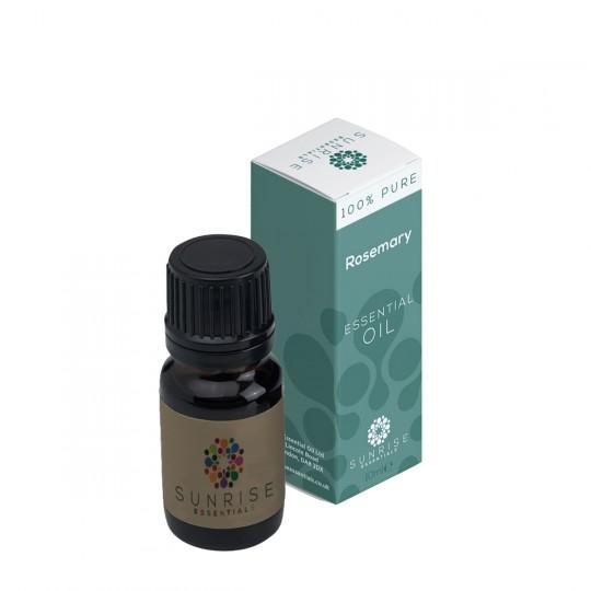 Sunrise Essentials 100% Αγνό Αιθέριο Έλαιο Δενδρολίβανο