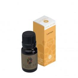Sunrise Essentials 100% Αγνό Αιθέριο Έλαιο Λεμόνι