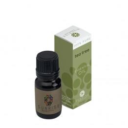Sunrise Essentials 100% Αγνό Αιθέριο Έλαιο Τεϊόδεντρο