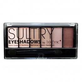 Technic Sultry Eyeshadows - Rosebud