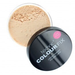 Technic Colour Fix Loose Powder - Cafe Au Lait