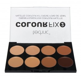 Technic Colour Fix Cream Foundation Contour Palette 2 - Medium/Dark