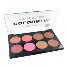 Technic Colour Fix Cream Blush & Bronze Palette