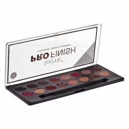 Technic Pro Finish Eyeshadow Palette - Raspberry Edition