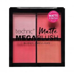 Technic Mega Blush Matte Palette