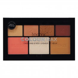 Technic Colour Max Face and Eyes Palette - Party Starter