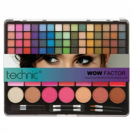 Technic WoW Factor Face Palette