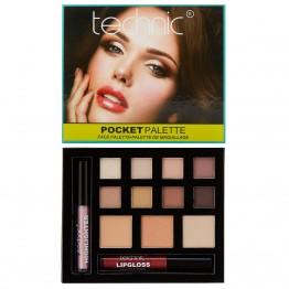 Technic Pocket Face Palette