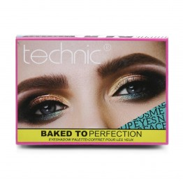 Technic Baked Goddess Eyeshadow Palette