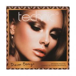 Technic Bronzing Palette - Divine Bronze