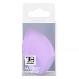 Tools For Beauty Olive Cut Makeup Sponge - Light Purple