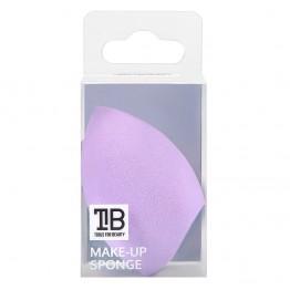 Tools For Beauty Precision Olive Cut Makeup Sponge - Light Purple