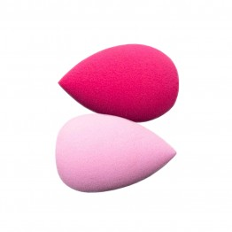 Tools For Beauty Duo Mini Makeup Sponges - Pink