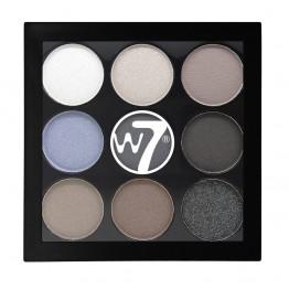 W7 The Naughty Nine Eye Colour Compact - Hard Day's Night