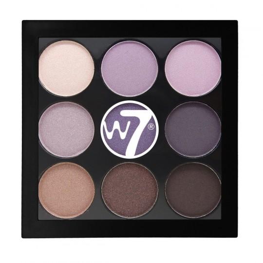W7 The Naughty Nine Eye Colour Compact - Bangkok Nights